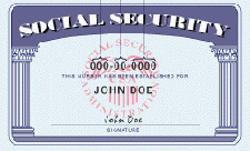WBWCT - Social Security Card